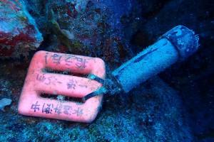 -25mの水温ロガー